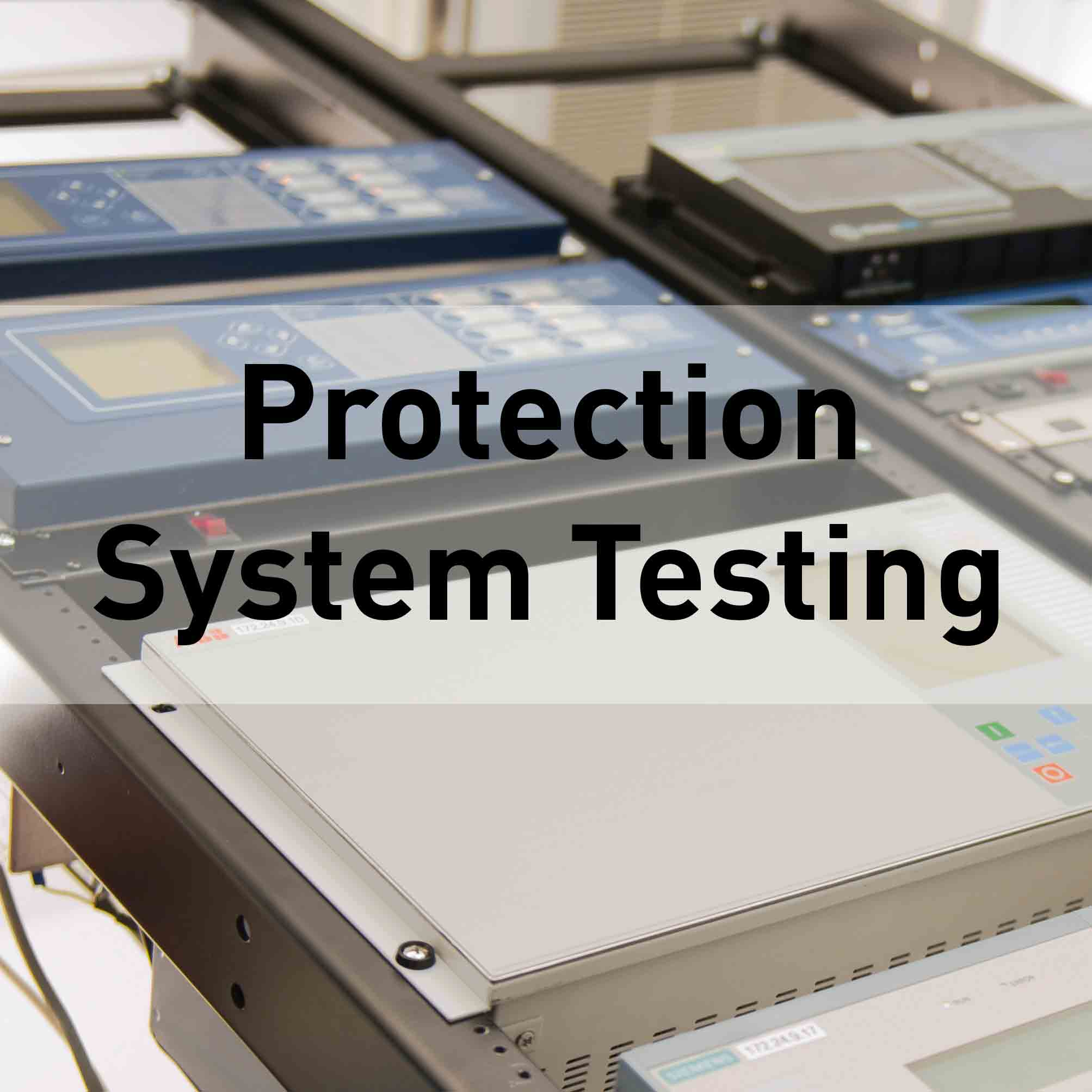 protection system testing